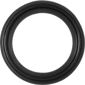 "Clean Room FDA Buna-N Sanitary Gasket For 2.5"" Tube"