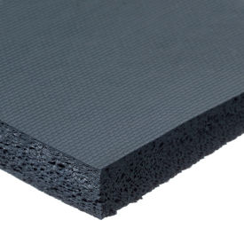 """Fire Retardant Silicone Foam Roll with High Temp Adhesive - 1/4"""" Thick x 36"""" Wide x 10 ft. Long"""