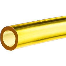 """Clear Soft PVC Tubing for Fuels and Lubricants-  1/2""""ID x 5/8""""OD x 25 ft."""