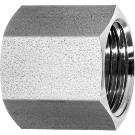 "316 SS 37 Degree Flared Fitting - Nut for 1/2"" Tube OD"