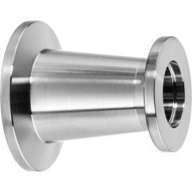 "Vacuum Tube Fitting-Straight Reducer 11/2"" Tube OD x 1"" Tube OD"