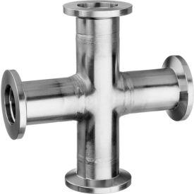 "Vacuum Tube Fitting-Cross Connector 11/2"" Tube OD"