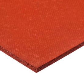 "Silicone Foam With High Temp Adhesive - 1/8"" Thick x 5/8""W x 10'L"