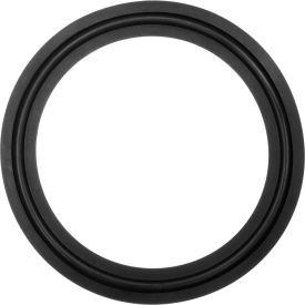 """Polyurethane Loaded Lip Seal - 2-1/2"""" ID x 2-7/8"""" OD x 3/16"""" Height - Pack of 1 - Pkg Qty 4"""
