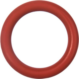 Silicone O-Ring-1.5mm Wide 2.5mm ID - Pack of 50