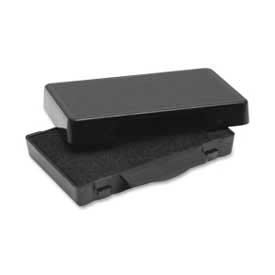 U.S. Stamp & Sign Replacement Ink Pad, For Trodat® Stamp E4820, Black