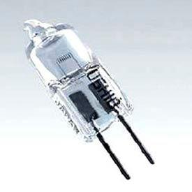 Ushio 1000532 Fhe/Esb, Jc6v-20w/G4 C-6, T3, 20 Watts, 100 Hours Bulb - Pkg Qty 10