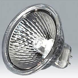 Ushio 1000591 Fnv/C/A/Fg, Eurostar- Reflekto, Mr16, 50 Watts, 3500 Hours Bulb - Pkg Qty 50