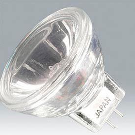 Ushio 1000618 Ftb/Fg, Jdr/M12v-20w/G/Nsp/Fg, Mr11, 20 Watts, 2000 Hours Bulb - Pkg Qty 10