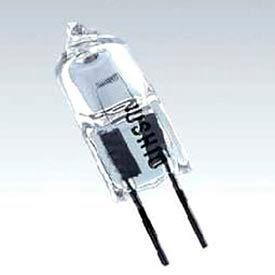 Ushio 1000856 Jc6v-10w/G4 C-6 2000 Hours, T3, 10 Watts, 2000 Hours Bulb - Pkg Qty 10