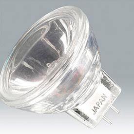 Ushio 1001002 JDR / M24V-20W / SP12 / FG / MR11 / 20 Watts / 2000 Hours Bulb - Pkg Qty 10
