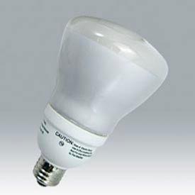 Ushio 3000557 Cf15r30/2700/E26, Coilight, Par30, 15 Watts, 10000 Hours- Cfl Bulb - Pkg Qty 12
