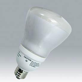 Ushio 3000558 Cf15r30/4100/E26, Coilight, Par30, 15 Watts, 10000 Hours- Cfl Bulb - Pkg Qty 12