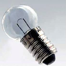 Ushio 8000302 Sm-8g101, Sci/Med Bulb, G14, 5 Watts, 200 Hours - Pkg Qty 10