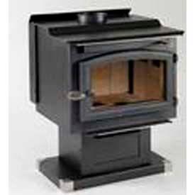 Vogelzang Performer Epa Wood Stove Heater, TR009, 119000 BTU by