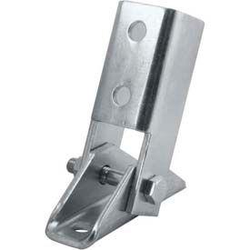 "Unistrut Strut Channel 1-5/8"" Adjustable Brace P2815eg, Electro-Galvanized - Pkg Qty 10"