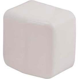 """Unistrut 1-5/8"""" Plastic White End Cap P2860-10vy - Pkg Qty 50"""