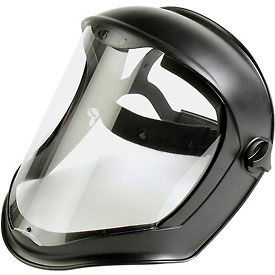 Uvex Bionic™ Face Shield w/ Suspension, S8510, Anti-fog/Hardcoat Visor