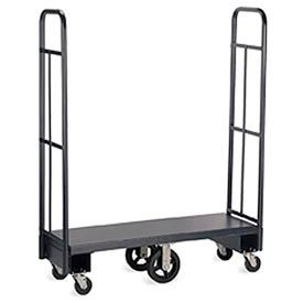 Vari-Tuff High-End Platform Truck - Steel Deck - 48x24x51