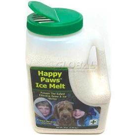 Happy Paws Solid Ice Melt 8 lb Jug - 4 Jugs/Case - HP8CASE