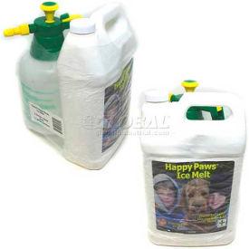 Happy Paws Liquid Ice Melt w/ Sprayer 1 Gallon Jug - 4 Jugs/Case - LHPGSCASE