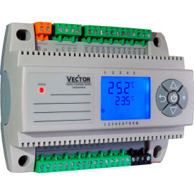 Vector Controls Universal HVAC Controller TCX2-40863-OP with Integrated Operation Terminal