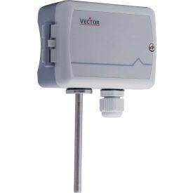Vector Controls Outdoor Temperature Sensor Transmitter SOC-T1-1-W0 Outdoor Wall Mount