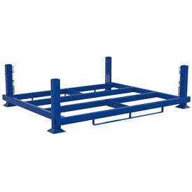 "Internestable Rack Base, 60""W X 48""D, 4000 lbs. Capacity"