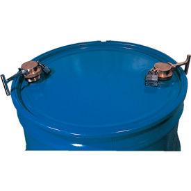 Vestil Brass Drum Lock BLD-80