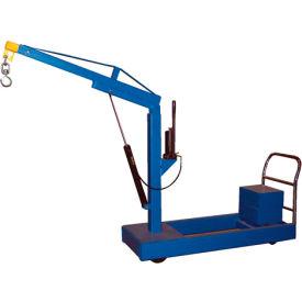 Vestil Counter-Balanced Floor Crane CBFC-500 500 Lb. Capacity