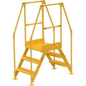 "3 Step Cross-Over Ladder - 66-1/2""L"