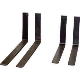 """Vestil Forged Steel Forks F4-1.75-60 - 1.75"""" Thick - 60""""L"""
