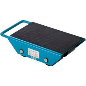 Vestil Machinery Skates FMS-3 - Fixed - 4 Rollers - Nylon
