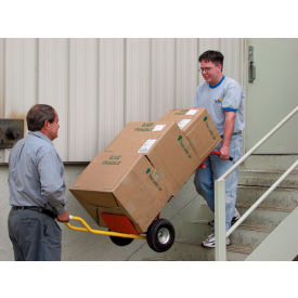Vestil Steel Stair Hand Truck with Four Handles HAND-TPE - 500 Lb. Capacity