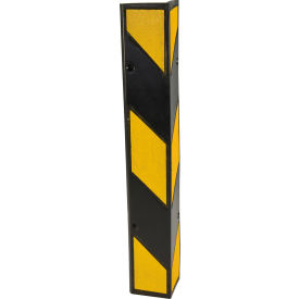 """Molded Rubber Corner Protector - 39""""H"""