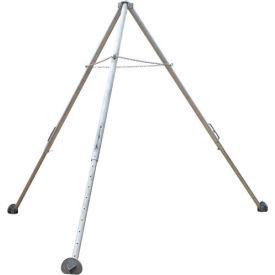 Tripod Hoist Stand - Aluminum - Adjustable Height Legs