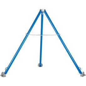 Tripod Hoist Stand - Steel - Adjustable Height Legs
