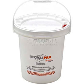 Veolia SUPPLY-068 5 Gallon Mixed Lamp Recycling Pail