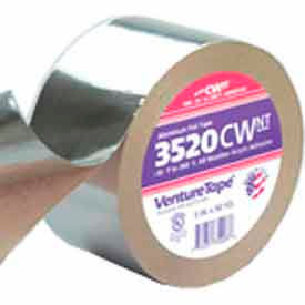 3M™ VentureTape, HVAC Aluminum Foil Insulation Tape, 2 IN x 50 Yards