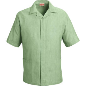 Red Kap® Pincord Shirt Jacket Short Sleeve Hunter Pincord 4XL - 1S00
