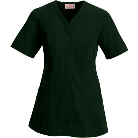 Red Kap® Women's Easy Wear Tunic Short Sleeve Emerald M - 9P01