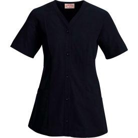 Red Kap® Women's Easy Wear Tunic Short Sleeve Navy L - 9P01