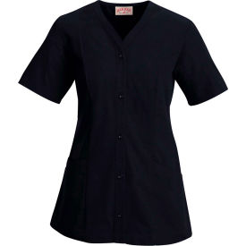 Red Kap® Women's Easy Wear Tunic Short Sleeve Navy XL - 9P01