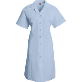Red Kap® Women's Short Sleeve Dress Uniform Short Sleeve Light Blue L - DP23