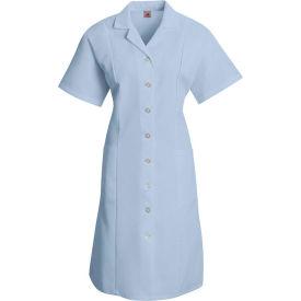 Red Kap® Women's Short Sleeve Dress Uniform Short Sleeve Light Blue L - DP23