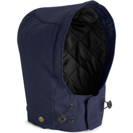 Red Kap® Blended Duck Snap-On Hood Navy HD20 One Size Navy Duck HD20
