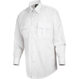 Horace Small™ Deputy Deluxe Men's Long Sleeve Shirt White 17 x 34 - HS11