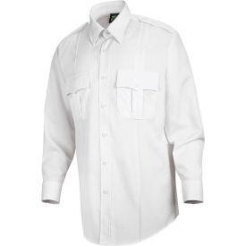 Horace Small™ Deputy Deluxe Men's Long Sleeve Shirt White 19 x 34 - HS11