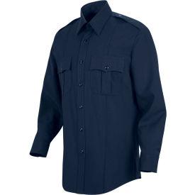 Horace Small™ Deputy Deluxe Men's Long Sleeve Shirt Dark Navy 17.5 x 34 - HS11