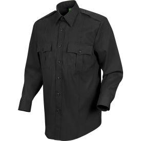 Horace Small™ Sentry™ Men's Long Sleeve Shirt Black 16 x 35 - HS11